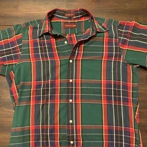 Other - Chaps by Ralph Lauren plaid button down shirt.